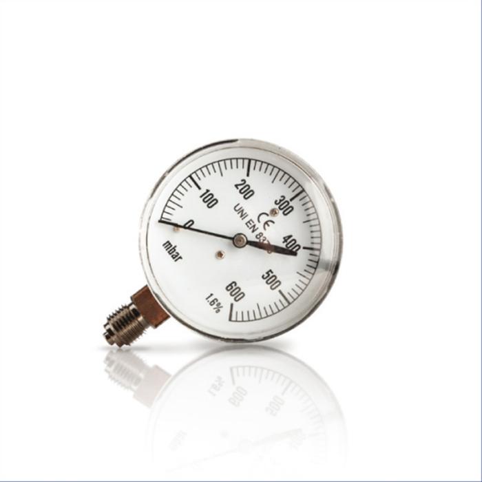 Manometer za puhala in vakuumske črplke